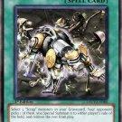 YUGIOH YU-GI-OH! GUTS OF STEEL DREV-EN086 Unlimited Edition near mint card