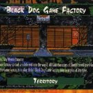 Rage Black Dog Game Factory (Legacy of the Tribes) near mint card