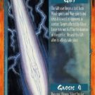 Rage Ghost Lance (Legacy of the Tribes) near mint card