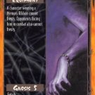 Rage Memory Ribbon (The Umbra) near mint card