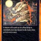 Rage Moon Bridge Attack (The Umbra) near mint card