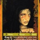 Rage Naomi (The Umbra) near mint card