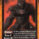 Rage Nightmaster (The Umbra) near mint card