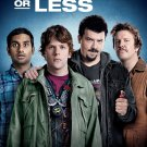 30 MINUTES OR LESS ADVANCE PROMOTIONAL MINI MOVIE POSTER 11 1/2 x 17 FREE SHIPPING