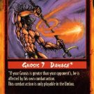 Rage Redirected Attack (The Umbra) near mint card