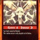 Rage Sap Spirit (The Umbra) near mint card