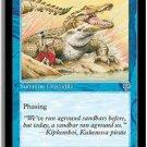 MTG Sandbar Crocodile (MIRAGE) near mint card