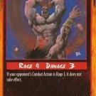 Rage Beat Unmerciful (The Wyrm) near mint card