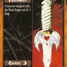 Rage Blood Dagger (The Wyrm) near mint card