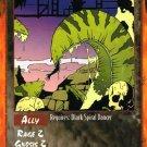 Rage Cannibal Slug (The Wyrm) near mint card