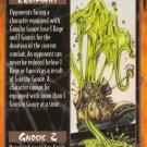 Rage Gooshy Gooze (The Wyrm) near mint card