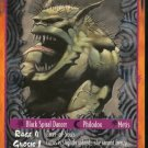 Rage Lotus (The Wyrm) near mint card