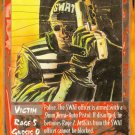 Rage Swat Officer (The Wyrm) near mint card