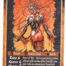 Rage Sybil (The Wyrm) near mint card