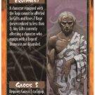 Rage Toga of Dioniysius (The Wyrm) near mint card
