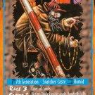 Rage Uncle Freddy (The Wyrm) near mint card