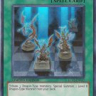 YUGIOH DRAGONIC TACTICS (LIMITED EDITION) ULTRA RARE HOLO LC02-EN012 near mint card