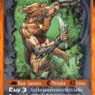 Rage Crick Rumwrangler (Unlimited Edition) near mint card