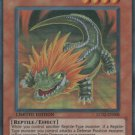 Yugioh Lion Alligator (LC02-EN008) LIMITED EDITION near mint card  UItra Rare Holo