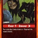 Rage Disembowelment (Unlimited Edition) near mint card