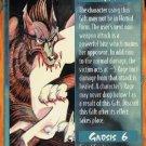 Rage Fenris' Bite (Unlimited Edition) near mint card