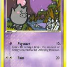 Pokemon Spoink (Crystal Guardians) #62/100 near mint card