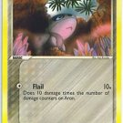 Pokemon Aron (Crystal Guardians) #44/100 near mint card common