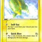 Pokemon Electrike (Crystal Guardians) #52/100 near mint card common