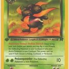 Pokemon Dark Gloom (Team Rocket) 1st Edition #36/82 near mint card uncommon