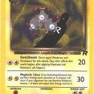 Pokemon Dark Magneton (Team Rocket) 1st Edition #28/82 near mint card rare