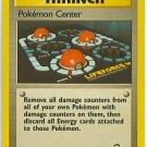 Pokemon Trainer Pokemon Center (Base 2) near mint card #114/130