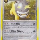 Pokemon Shieldon (Mysterious Treasures) Reverse holo #63/123 near mint card uncommon