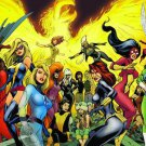 WOMEN OF MARVEL POSTER ART by ALAN DAVIS 24x36 inches brand new