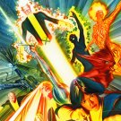 NEW MUTANTS by ALEX ROSS POSTER 24x36 inches Brand New
