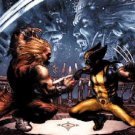 WOLVERINE vs. SABERTOOTH POSTER 24X36 INCHES art by Simone Bianchi