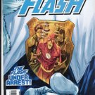 The Flash #4 (2010) near mint comic Brightest Day crossover