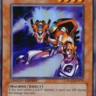 Yugioh Ally of Justice Garadholg Limited Edition HA01-EN015 near mint card Super Rare Holo