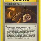 Pokemon Mysterious Fossil (Fossil) 1st Edition #62/62 near mint card Common