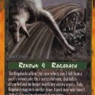 Rage Jackal's Curse (Limited Edition) near mint card