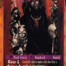 Rage Julisha of the Thousand Masks (Limited Edition) near mint card