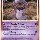 Pokemon Arbok (Great Encounters) #33/106 near mint card Uncommon