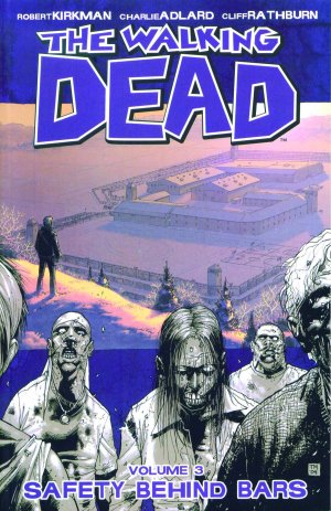 The Walking Dead TP Vol. 3 (Brand new)