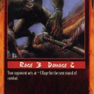 Rage Kneecapper (Limited Edition) near mint card
