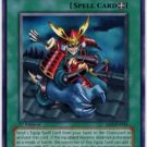 Yugioh Arnmed Changer EEN-EN045 Unlimited Edition near mint card Ultimate Rare Holo