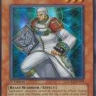 Yugioh Aurkus, Lightsworn Druid LODT-EN081 Unlimited Edition near mint card Super Rare Holo