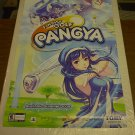 FANTASY GOLF PANGYA (2009) Limited Promo Poster PSP d/s