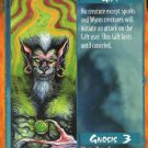 Rage Odor of Skunk (Unlimited Edition) near mint card