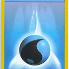 Pokemon Water Energy (Base Set One) #102/102 near mint card