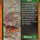 Rage Rite of Wisdom (Limited Edition) near mint card