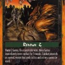 Rage Ritual Challenge (Limited Edition) near mint card